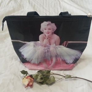 Handbags - Marilyn Monroe Lunch Bag NWOT